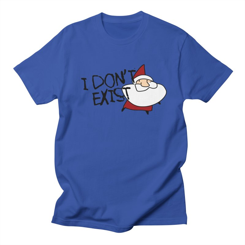 I Don't Exist Men's Regular T-Shirt by roby's Artist Shop