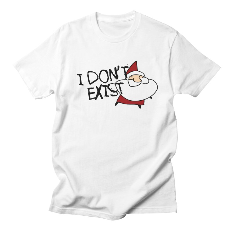 I Don't Exist Men's T-Shirt by roby's Artist Shop