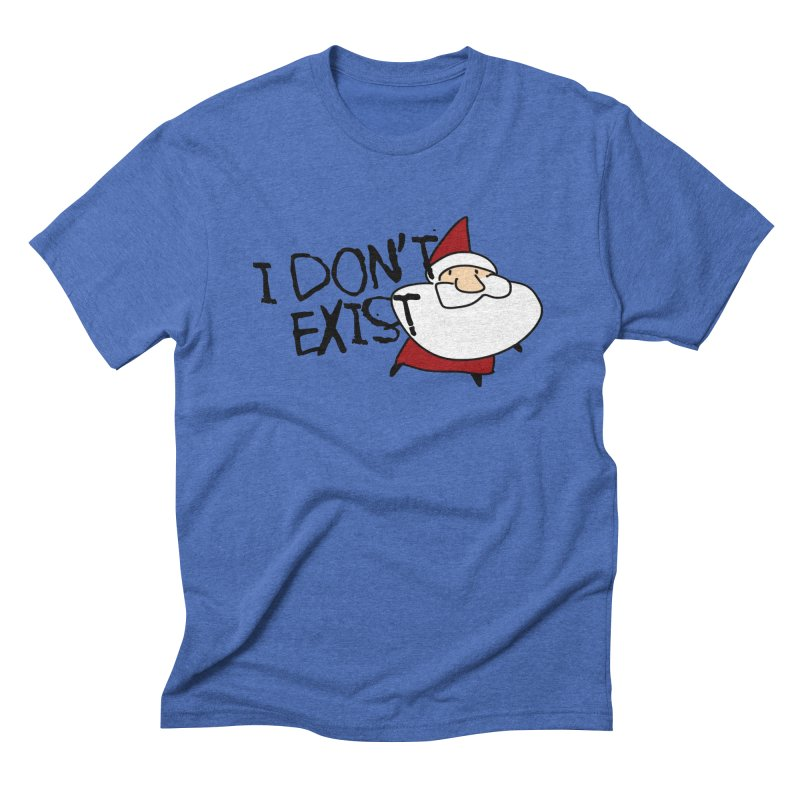 I Don't Exist Men's Triblend T-Shirt by roby's Artist Shop