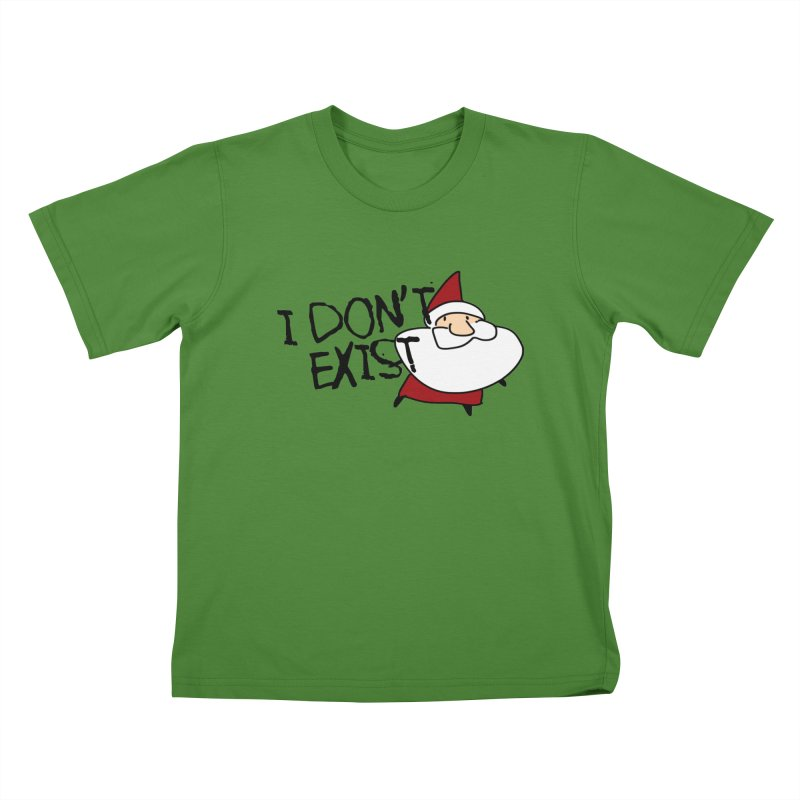 I Don't Exist Kids T-Shirt by roby's Artist Shop