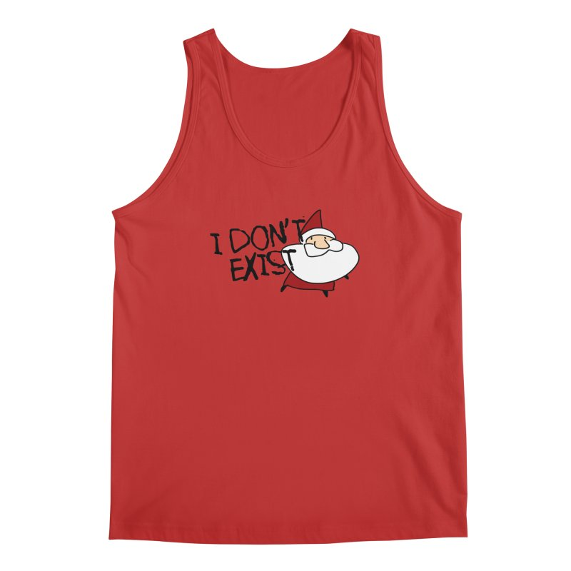 I Don't Exist Men's Tank by roby's Artist Shop