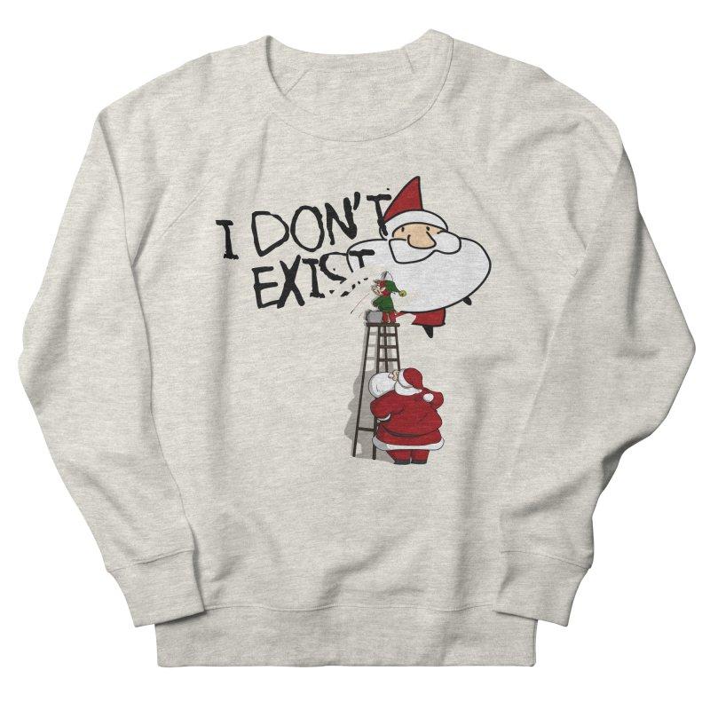 Exist or Not Exist Men's Sweatshirt by roby's Artist Shop