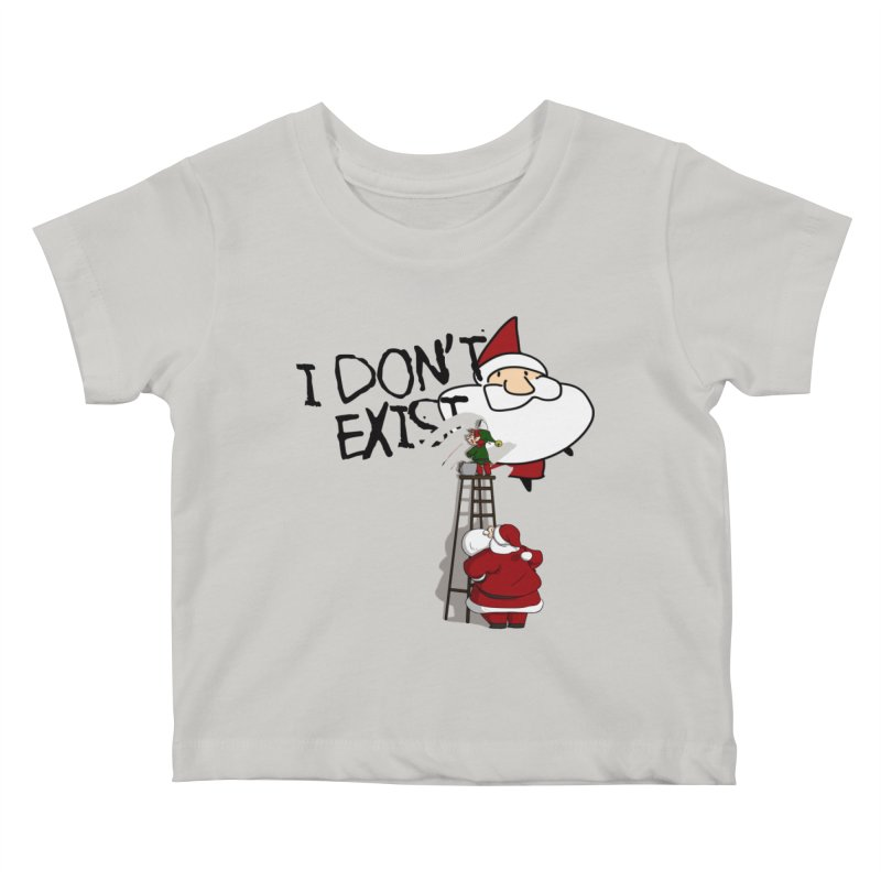 Exist or Not Exist Kids Baby T-Shirt by roby's Artist Shop