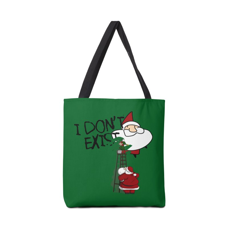Exist or Not Exist Accessories Bag by roby's Artist Shop