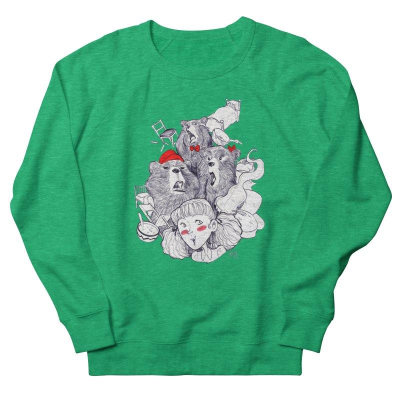 TheThreeBears Women's Sweatshirt by roby's Artist Shop