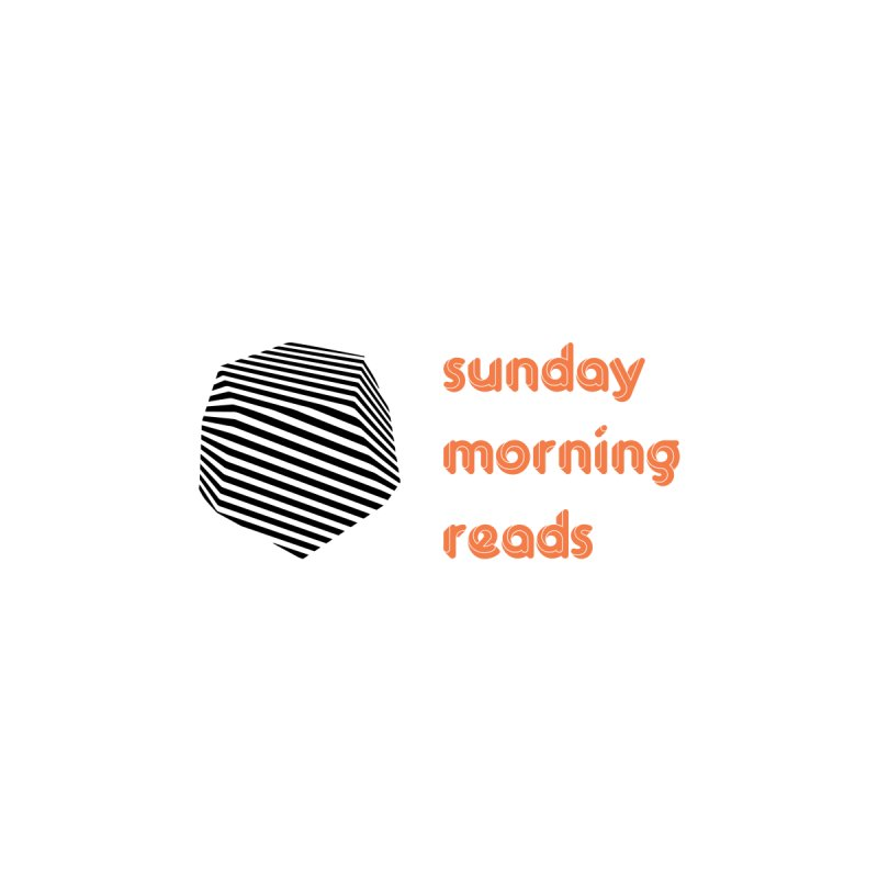 sunday morning reads by Robyn Branick Book's Artist Shop