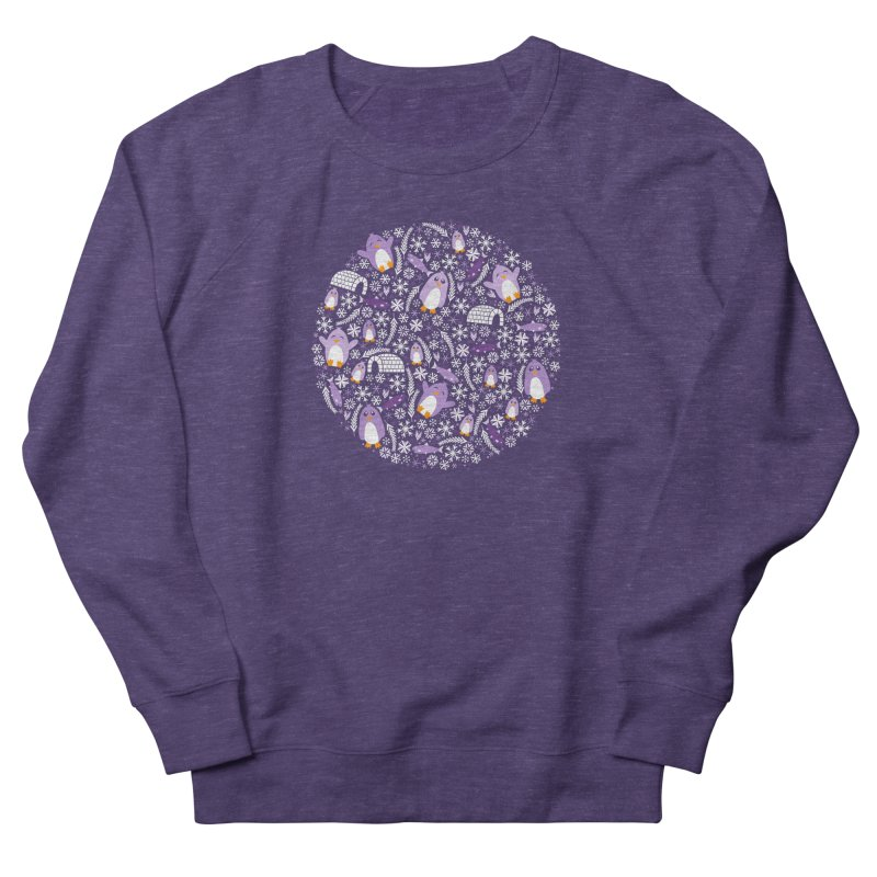 Penguin Wonderland Women's Sweatshirt by Robyriker Designs - Elishka Jepson