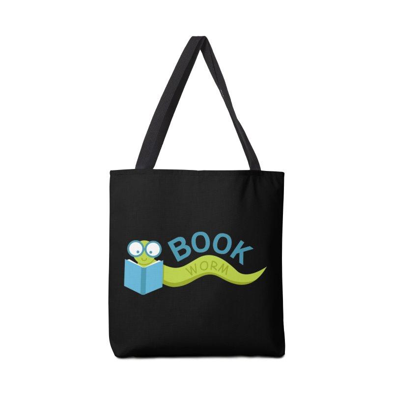 Book Worm Accessories Bag by Robyriker Designs - Elishka Jepson