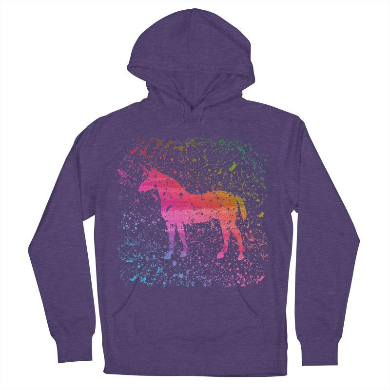 Unicorn Dreams Women's Pullover Hoody by Robyriker Designs - Elishka Jepson