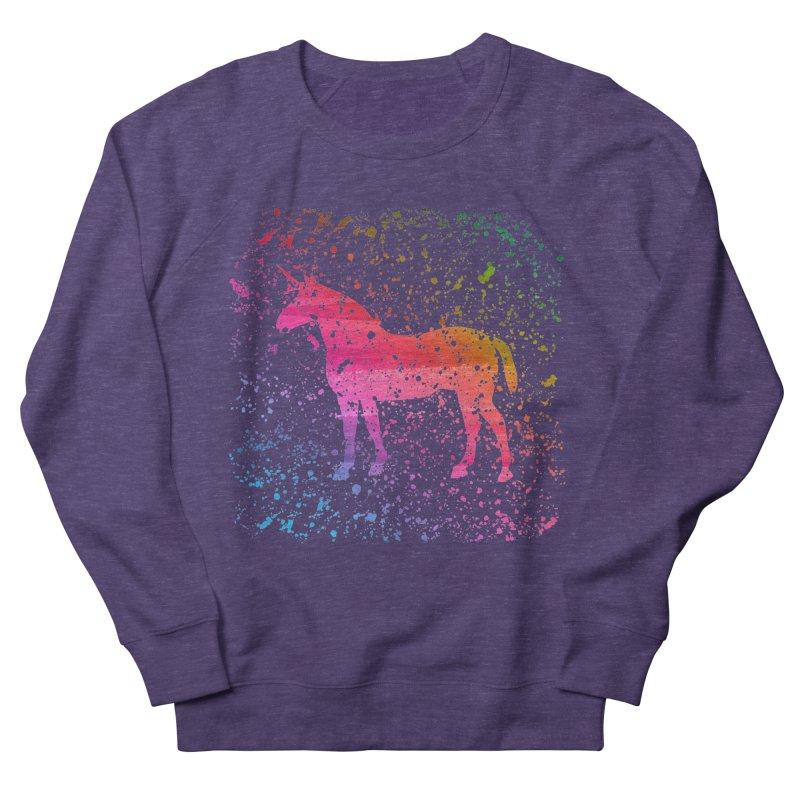 Unicorn Dreams Women's Sweatshirt by Robyriker Designs - Elishka Jepson