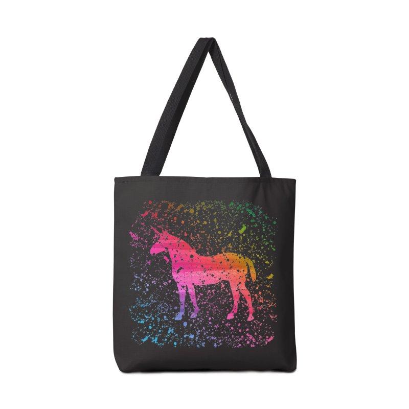 Unicorn Dreams Accessories Bag by Robyriker Designs - Elishka Jepson