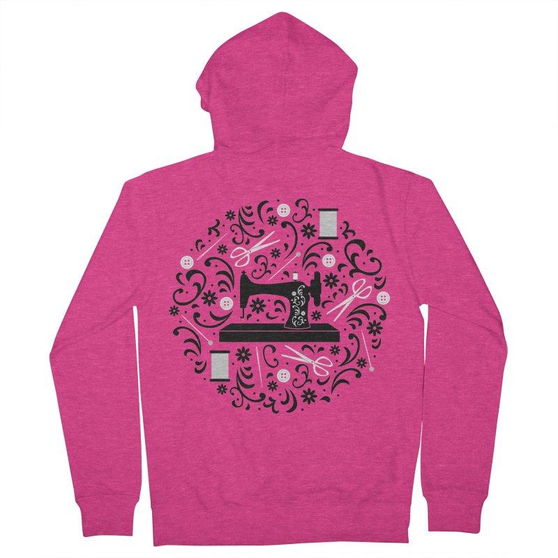 Sewing Essentials Women's Zip-Up Hoody by Robyriker Designs - Elishka Jepson