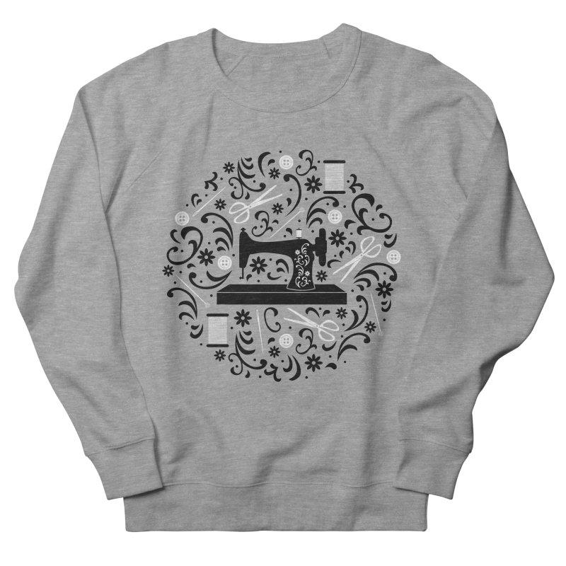 Sewing Essentials Men's Sweatshirt by Robyriker Designs - Elishka Jepson