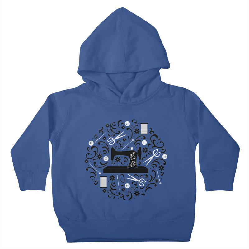 Sewing Essentials Kids Toddler Pullover Hoody by Robyriker Designs - Elishka Jepson