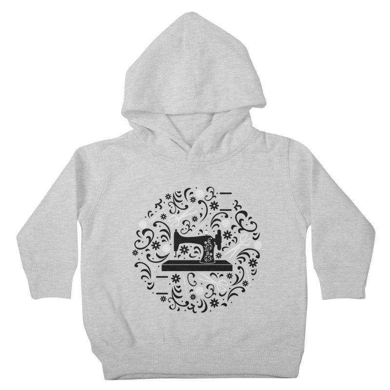 Sewing Essentials Kids Toddler Pullover Hoody by Robyriker Designs - Elishka Jepson