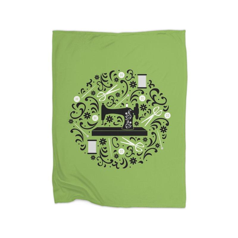 Sewing Essentials Home Blanket by Robyriker Designs - Elishka Jepson