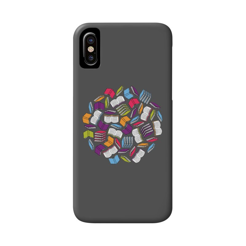 So Many Books... Accessories Phone Case by Robyriker Designs - Elishka Jepson