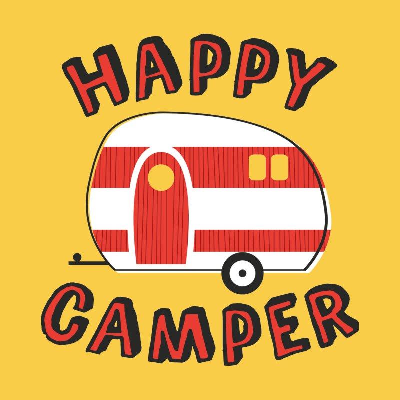 Happy Camper by Robyriker Designs - Elishka Jepson