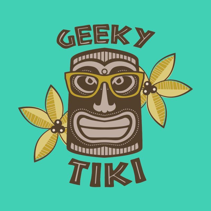 Geeky Tiki by Robyriker Designs - Elishka Jepson