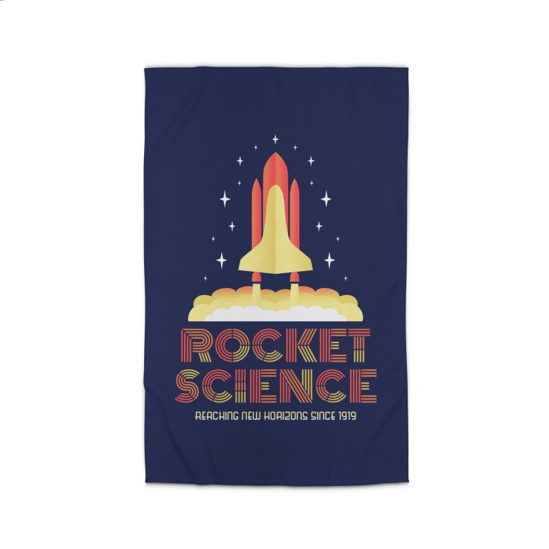 Rocket Science Home Rug by Robyriker Designs - Elishka Jepson