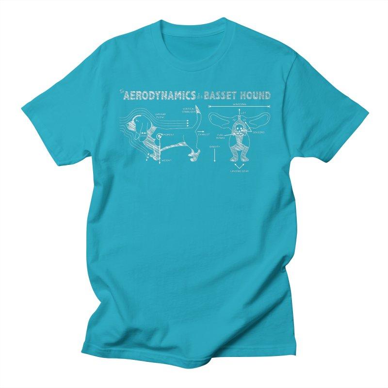 The Aerodynamics of a Basset Hound   by Robyriker Designs - Elishka Jepson