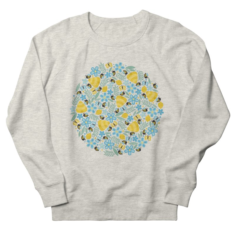 Busy Little Honeybees Women's Sweatshirt by Robyriker Designs - Elishka Jepson