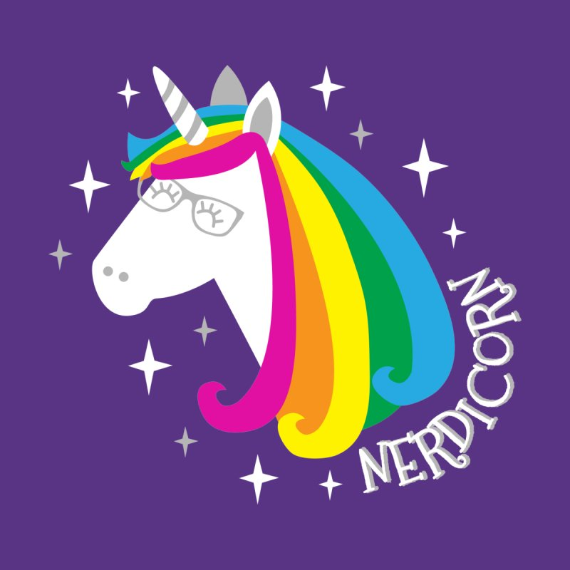 Nerdicorn by Robyriker Designs - Elishka Jepson