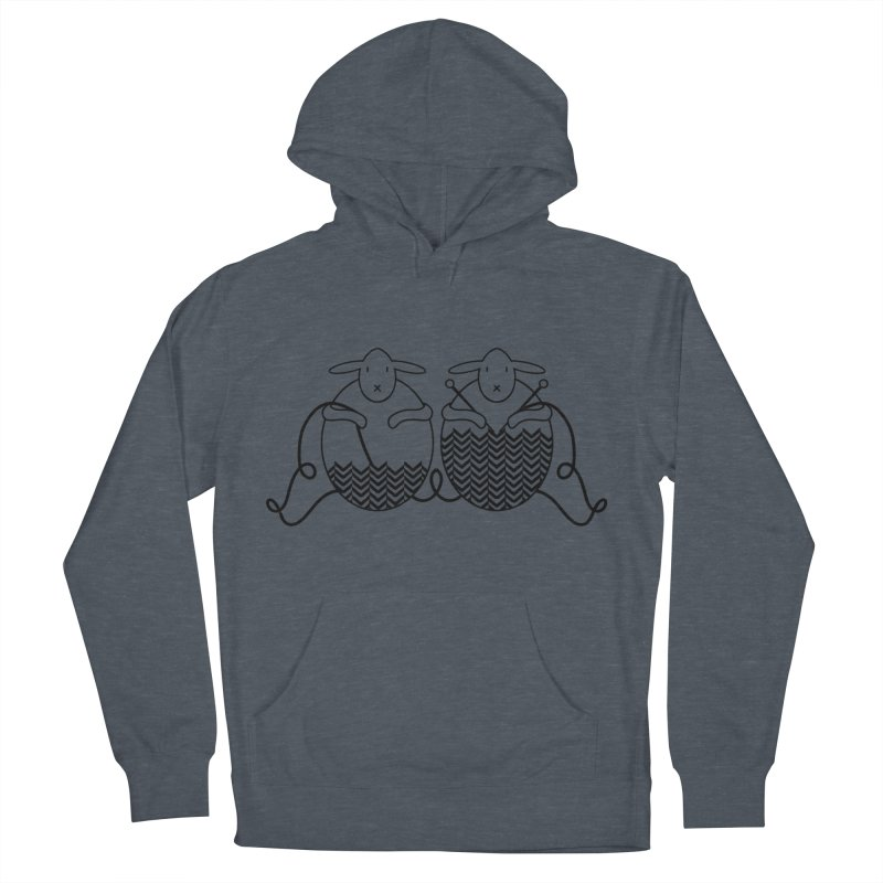 Is it me or is it getting cold? Men's French Terry Pullover Hoody by Rocain's Artist Shop