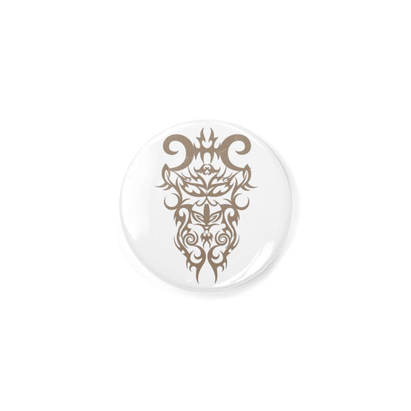 Rocain Logo Accessories Button by Rocain's Artist Shop