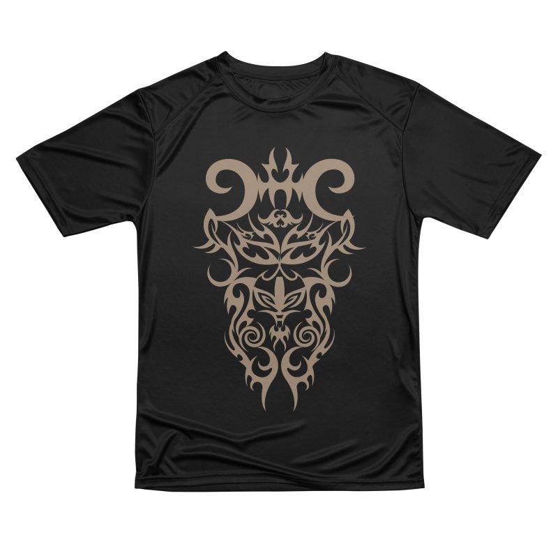 Rocain Logo Men's Performance T-Shirt by Rocain's Artist Shop