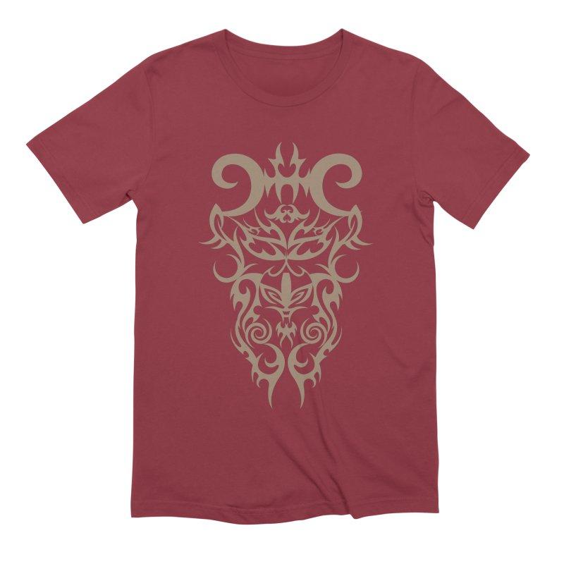 Rocain Logo Men's Extra Soft T-Shirt by Rocain's Artist Shop