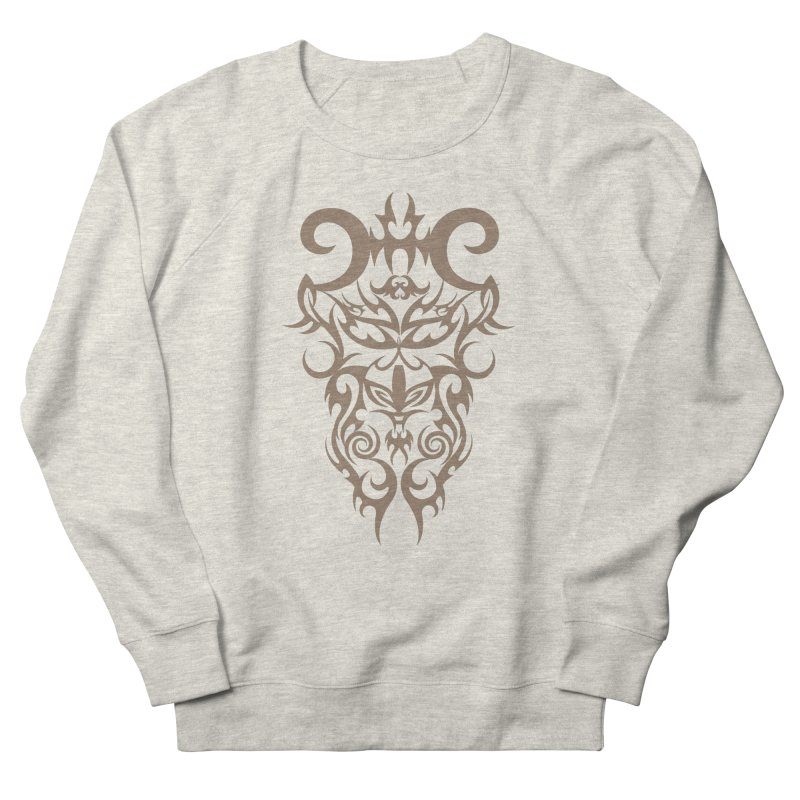 Rocain Logo Women's French Terry Sweatshirt by Rocain's Artist Shop