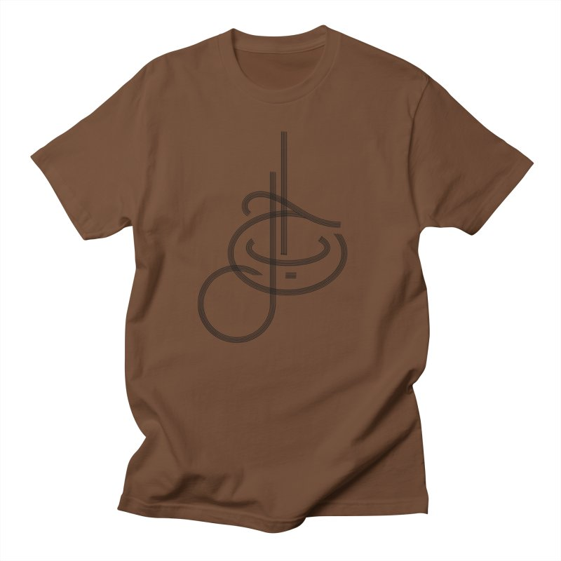 Love Arabic Calligraphy - 1 Women's Regular Unisex T-Shirt by Rocain's Artist Shop