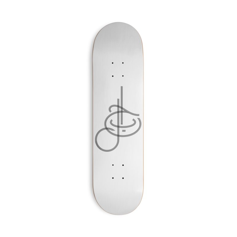 Love Arabic Calligraphy - 1 Accessories Deck Only Skateboard by Rocain's Artist Shop