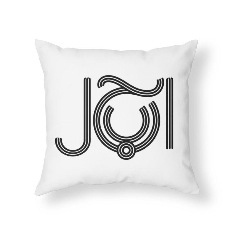 Love Arabic Calligraphy - 2 Home Throw Pillow by Rocain's Artist Shop
