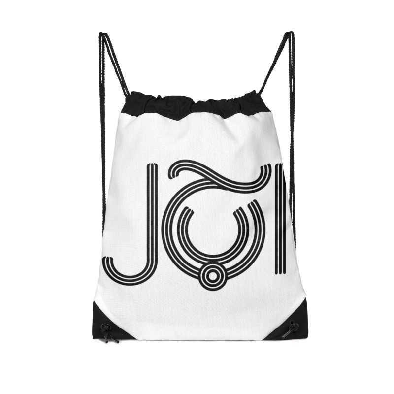 Love Arabic Calligraphy - 2 Accessories Drawstring Bag Bag by Rocain's Artist Shop