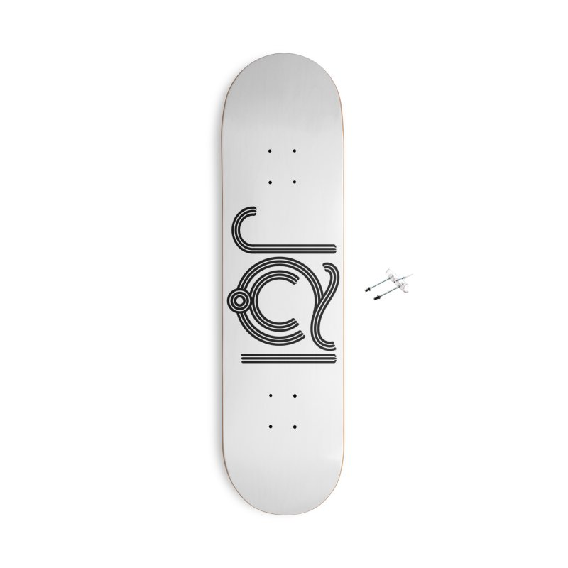 Love Arabic Calligraphy - 2 Accessories Skateboard by Rocain's Artist Shop