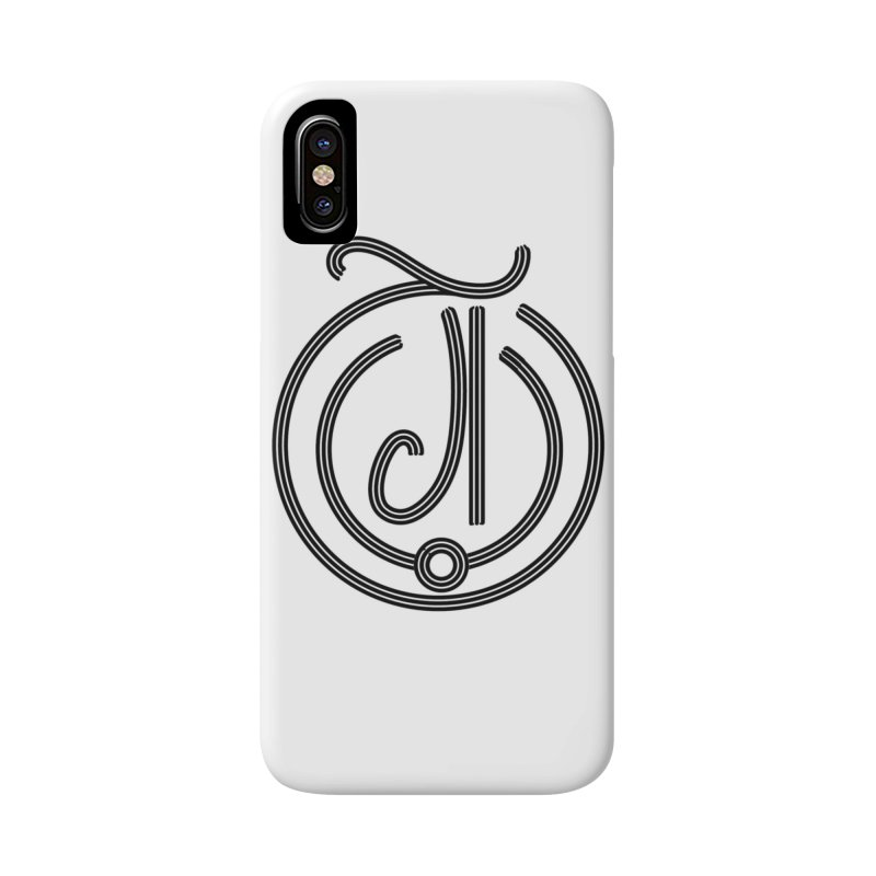 Love Arabic Calligraphy - 3 Accessories Phone Case by Rocain's Artist Shop