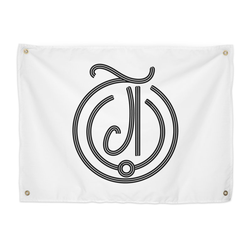 Love Arabic Calligraphy - 3 Home Tapestry by Rocain's Artist Shop