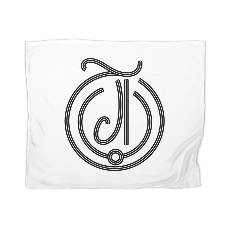 Love Arabic Calligraphy - 3 Home Blanket by Rocain's Artist Shop