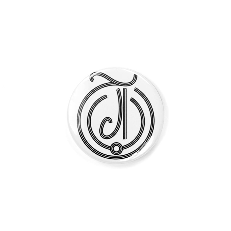 Love Arabic Calligraphy - 3 Accessories Button by Rocain's Artist Shop