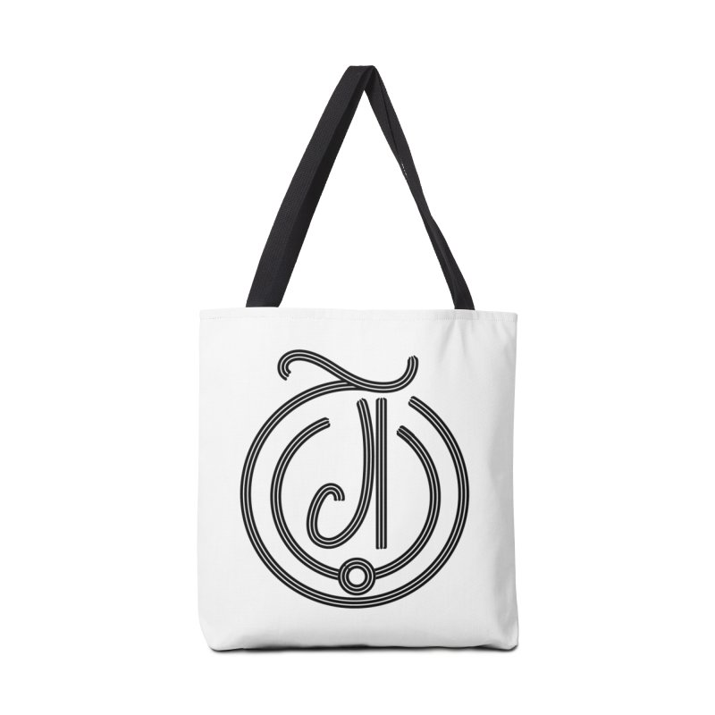 Love Arabic Calligraphy - 3 Accessories Tote Bag Bag by Rocain's Artist Shop