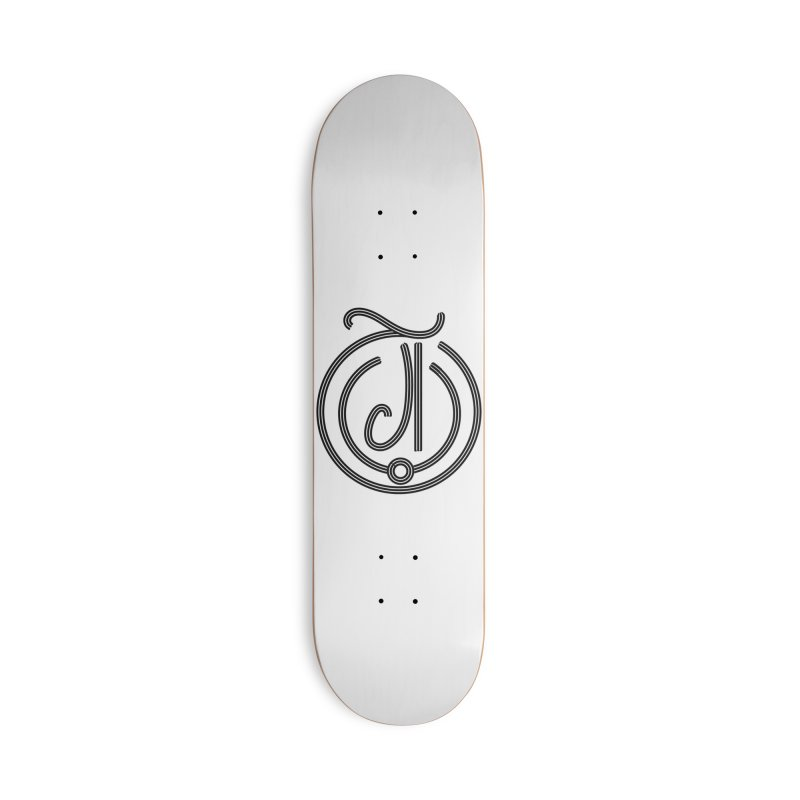 Love Arabic Calligraphy - 3 Accessories Deck Only Skateboard by Rocain's Artist Shop