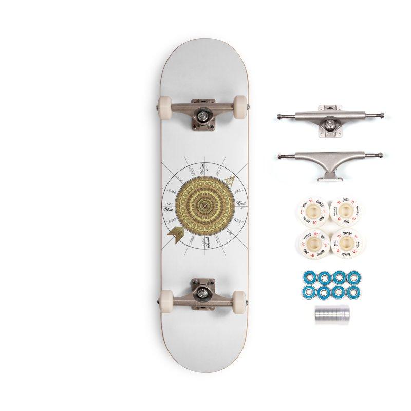 Compass Accessories Complete - Premium Skateboard by Rocain's Artist Shop