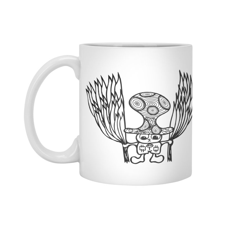 Shroomy Accessories Mug by Rocain's Artist Shop