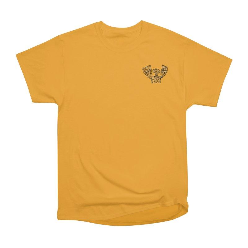 Shroomy Men's Heavyweight T-Shirt by Rocain's Artist Shop
