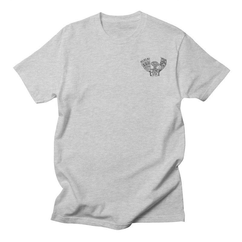 Shroomy Men's Regular T-Shirt by Rocain's Artist Shop