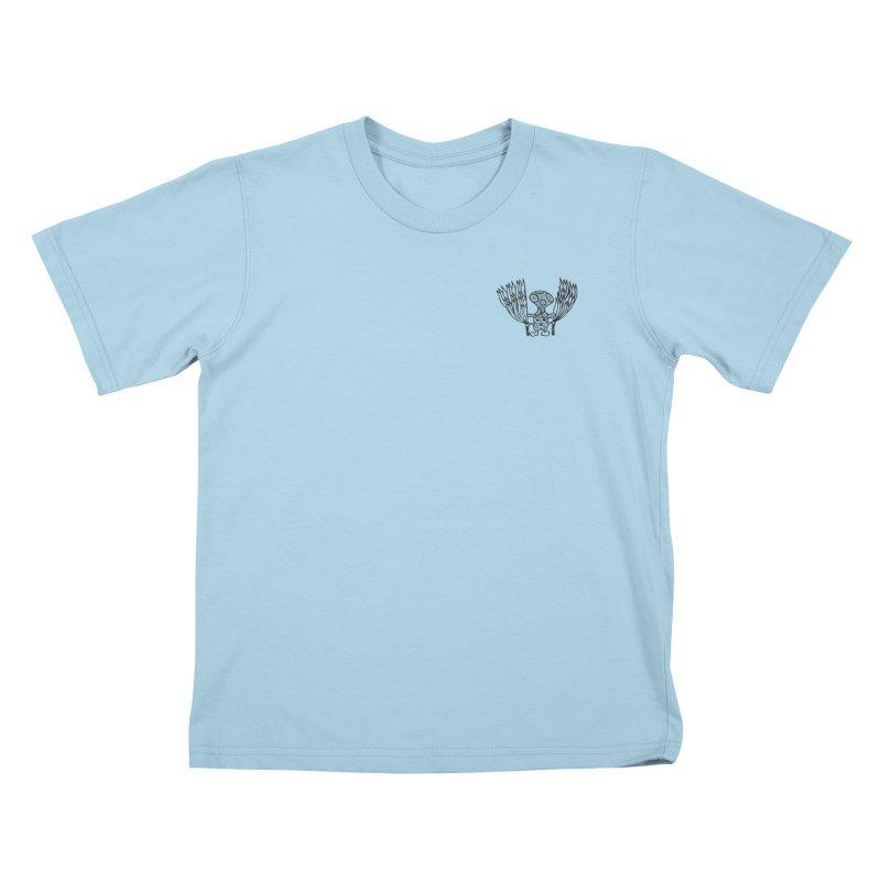 Shroomy Kids T-Shirt by Rocain's Artist Shop