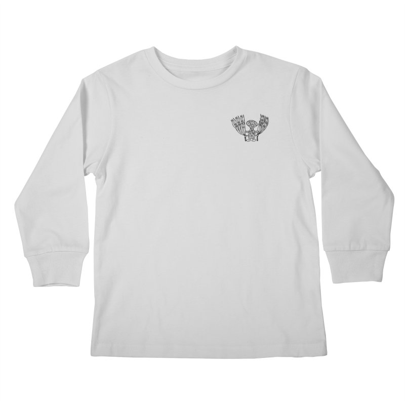 Shroomy Kids Longsleeve T-Shirt by Rocain's Artist Shop