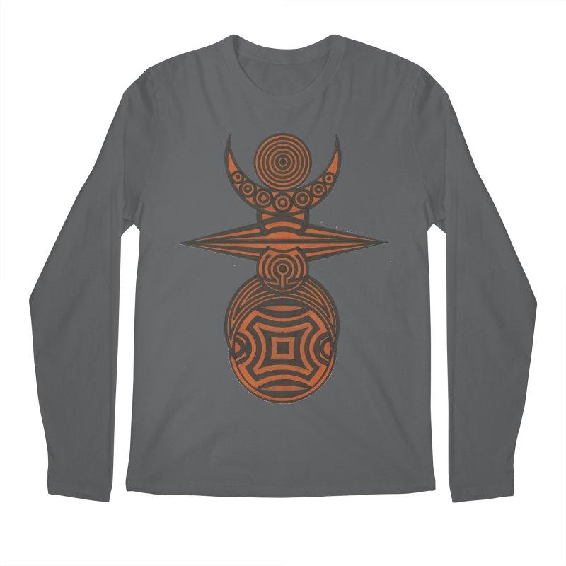 Totem Men's Regular Longsleeve T-Shirt by Rocain's Artist Shop